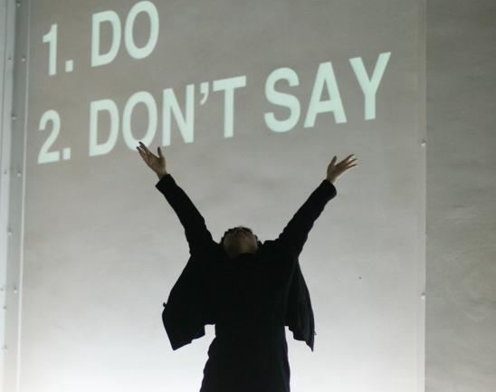 """Muna Tseng - """"Do - Don't Say"""""""