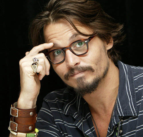 johnny depp younger. Johnny Depp#39;s version.