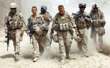 U.S. Marines in Afghanistan (Reuters)