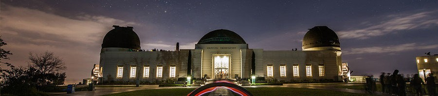 Trey Ratcliff - Stuck in Customs - Griffith Observatory