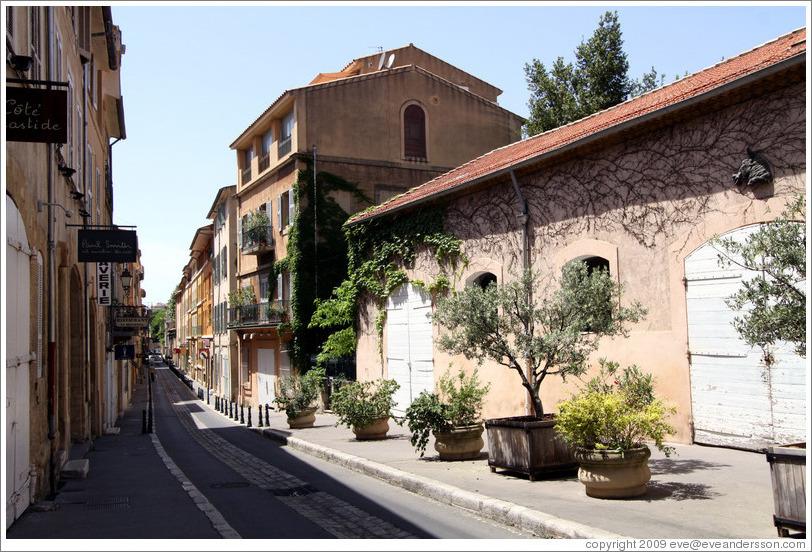 Quartier Mazarin