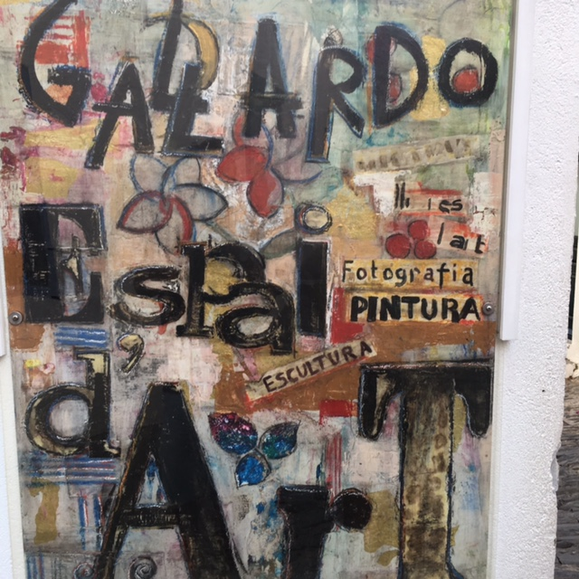 Gallery Poster in  Cadaques